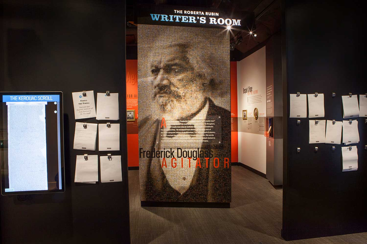 Frederick Douglass, Agitator!